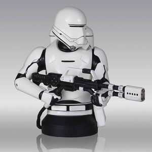 Gentle Giant Star Wars First Order Flametrooper Deluxe Mini Bust