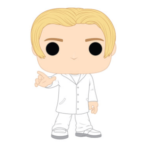 Pop! Rocks Backstreet Boys Nick Carter Funko Pop! Figuur
