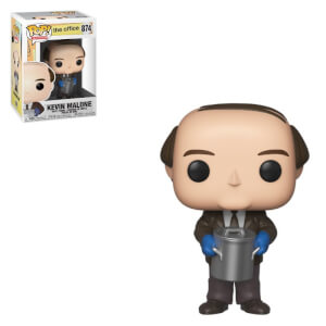 The Office Kevin Malone with Chili Funko Pop! Vinyl