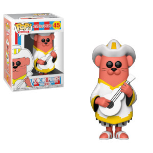 Otter Pops Poncho Punch Pop! Vinyl Figure