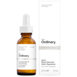 The Ordinary 100% 植物衍生角鲨烷 30ml