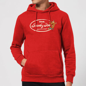 Scooby Doo Cola Hoodie - Red