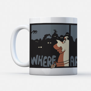Scooby Doo Where Are You? Mug