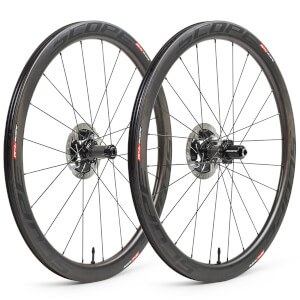 Scope R4 Disc Carbon Clincher Wheelset