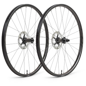 Scope O2 Carbon Clincher Wheelset - Ceramic Speed