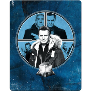 Cold Pursuit 4K Ultra HD (includes Blu-ray) - Zavvi UK Exclusive Steelbook