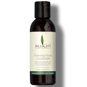 Sukin Signature Foaming Facial Cleanser