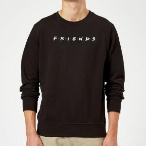 Friends Logo Contrast trui - Zwart