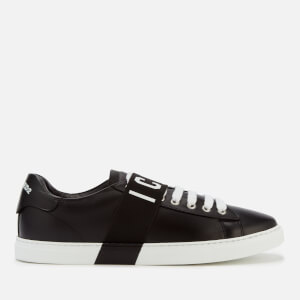 Dsquared2 Men's Icon Strap Trainers - Black
