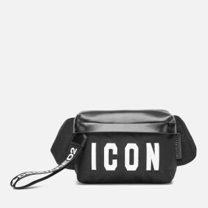 Dsquared2 Men's Icon Beltbag - Black/White