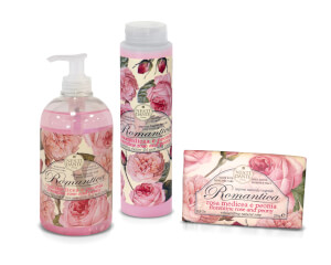 Nesti Dante Rose and Peony Value Bundle (Worth £21.65)