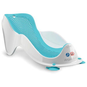 Angelcare Soft Touch Mini Baby Bath Support - Aqua