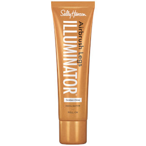 Sally Hansen Airbrushed Legs Illuminator (Leg Highlighter) 100ml - Golden Glow
