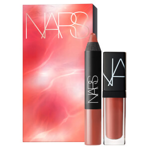 NARS Cosmetics Explicit Color Lip Duo - Intriguing 4ml/1.7g