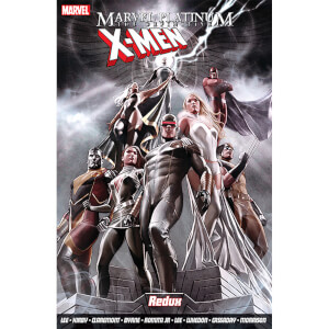 Marvel Platinum: The Definitive X-Men Redux Graphic Novel (Paperback)