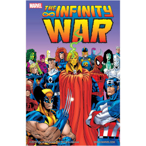 Infinity War Graphic Novel Omnibus (Hardback)