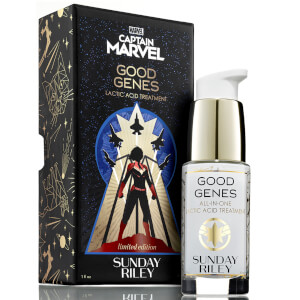 Sunday Riley CAPTAIN MARVEL x GOOD GENES All-in-One Lactic Acid Treatment 30ml - Limited Edition