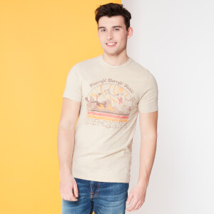 Looney Tunes Kaboom! Taz-Mania t-shirt - Witte vintage wash