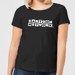 Cartoon Network Logo Women's T-Shirt - Black