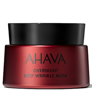 AHAVA Exclusive Overnight Deep Wrinkle Mask 50ml