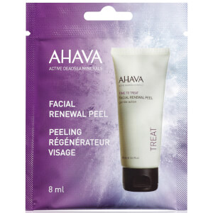 AHAVA Single Use Facial Renewal Peel 8ml