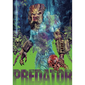 Predator (Invisible) Print
