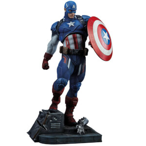 Sideshow Collectibles Marvel Comics Premium Format Figure Captain America 53 cm