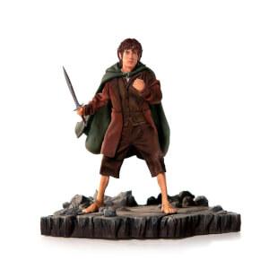 Figurine Frodon, Le Seigneur des Anneaux, échelle BDS Art 1:10 (14cm)– Iron Studios