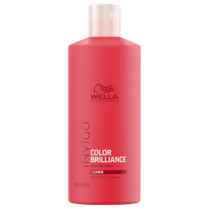 Wella Professionals INVIGO Color Brilliance Shampoo For Coarse Hair 500ml