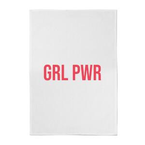 GRL PWR Cotton Tea Towel