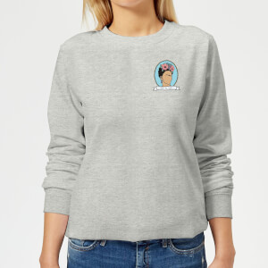 Viva La Vida Women's Sweatshirt - Grey