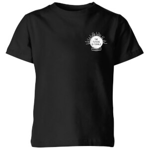 The Future Is Female Kids' T-Shirt - Black
