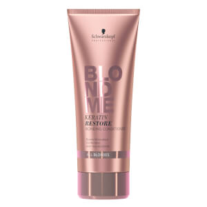Schwarzkopf Blondme Keratin Restore Bonding Conditioner All Blondes