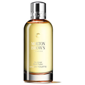 Molton Brown Re-Charge Black Peppercorn Eau de Toilette (Various Sizes)
