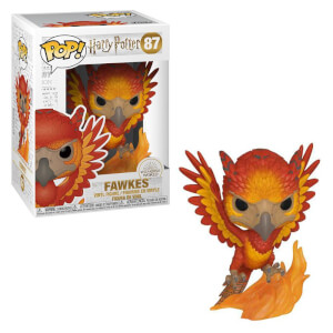 Figura Funko Pop! - Fawkes - Harry Potter