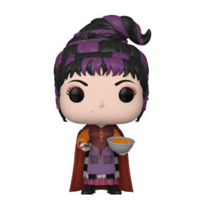 Figurine Pop! Mary avec Cheese Puffs - Hocus Pocus