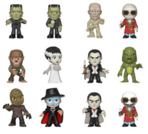 Universal Monsters Mysteri Minis Figur