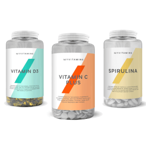 Myvitamins International Women's Day Bundle