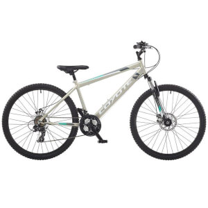 Coyote Mirage DX-Fs 26 Inch Wheel Gent 21 Speed Bike - Grey