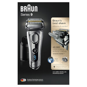 Braun Series 9 Electric Shaver 9292CC: Image 4
