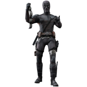Action figure di Deadpool, dal film Deadpool 2, scala 1:6, versione Dusty esclusiva per Hot Toys - 31 cm