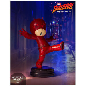 Statuetta animata di Daredevil, Marvel, Gentle Giant - 10 cm
