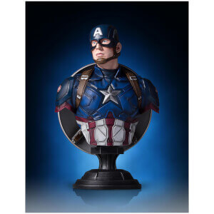 Gentle Giant Marvel Captain America Civil War Classic Bust