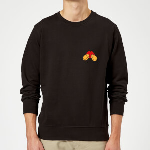 Disney Mickey Mouse Backside Sweatshirt - Black