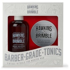 Hawkins & Brimble Beard Gift Set (Worth £22.90)