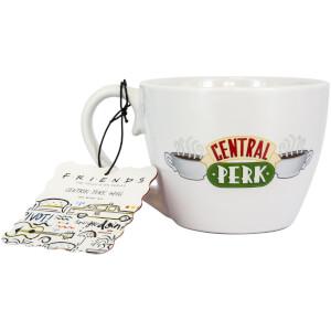 Friends Central Perk Cappuccino Tasse