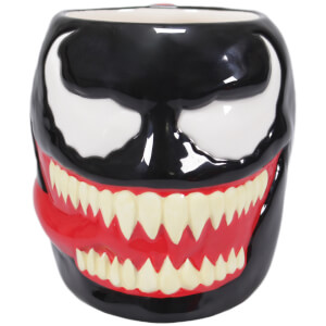 Marvel Venom Shaped Mug
