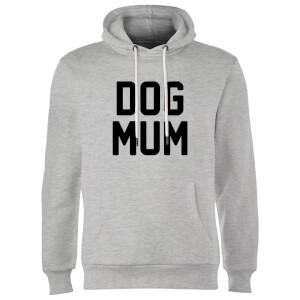 Dog Mum Hoodie - Grey