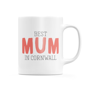 Best Mum In Cornwall Mug