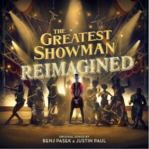 Atlantic - Various Artists - The Greatest Showman: Reimagined (Soundtrack) [LP] (new compositions by Panic! At The Disco, P!nk, Kelly Clarkson, Sara Bareilles, etc.)